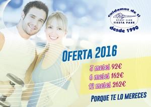 Oferta Precios 2016