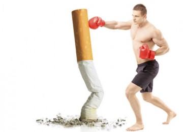 dejar fumar deporte